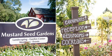 Mustard Seed Gardens by Mustard Seed Gardens Wedding Photography Noblesville