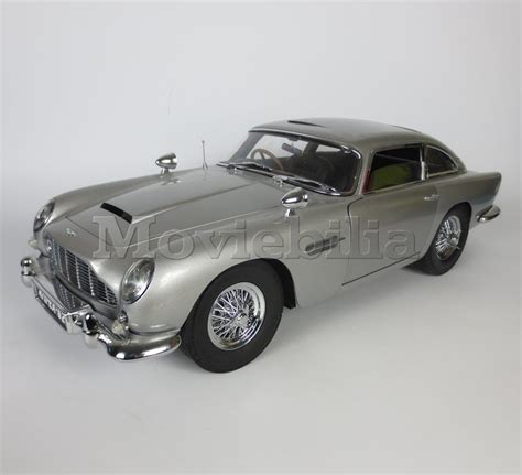 Build Your Own Aston Martin by Bond 007 Build Your Own Eaglemoss 1 8 Scale Aston