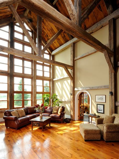rustic wood beams home design ideas pictures remodel