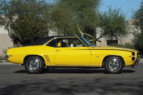 1969 CHEVROLET CAMARO RS/SS   188868