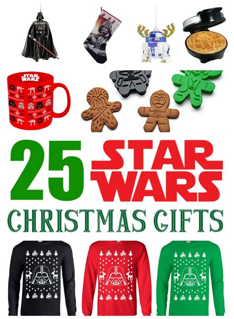 the force awakens with 25 star wars christmas gift ideas