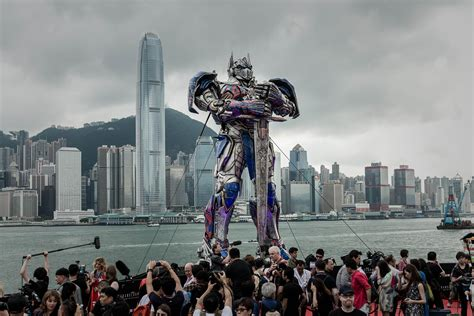 robot hong kong film beijing firm rowed with hollywood studio over featuring