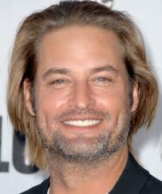 Josh holloway long straight casual hairstyle thehairstyler com
