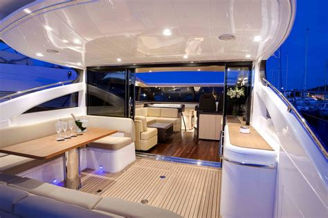 Modern Yacht Interior Design Ideas Captivating Modern Yacht Interior Design Pics Inspiration