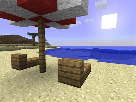Chairs In Minecraft by How To Make A Chair In Minecraft Plans Free