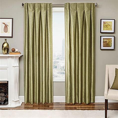 pleated drapery panels designers select maximus inverted pleat window curtain