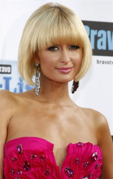 Paris Hilton Hairstyles: Updos, Wavy, Braids & Short Haircuts