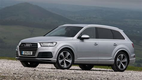 2016 audi q7 price audi q7 2016 reviews prices and specs the week uk