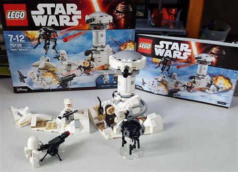Tomica Tsumtsum Starwars Set Of 6 75138 hoth attack wars sets brickpicker