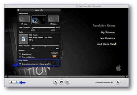 idvd format for dvd player how to download use idvd themes