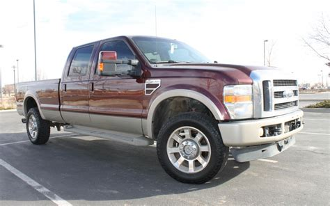 2010 ford f350 2010 ford f 350 king ranch crew cab turbo diesel bed