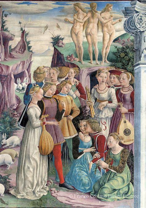 il giardino di armida figure retoriche viaggio in italia palazzo schifanoia a ferrara folia