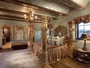 Tuscan Bedroom Romantic Tuscan Bedroom Master Bedroom Amp Bath Pinterest