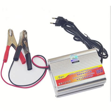 Batterie Moto 12v 6315 by 12v 10a Car Motorcycle Battery Charger Lead Acid Charger