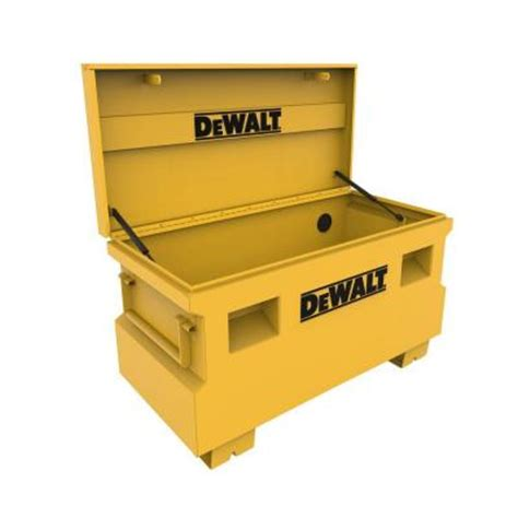 Home Depot Heavy Duty Small Box Dewalt 42 In Heavy Duty Site Box Dxjb4220 The Home