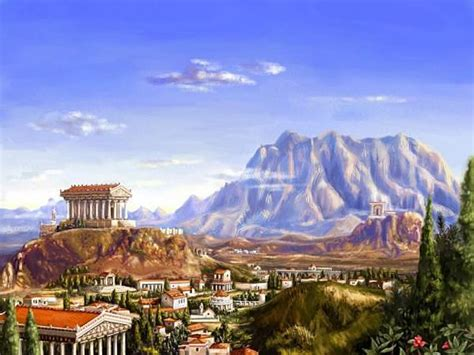 abode mt olympus ancient greece