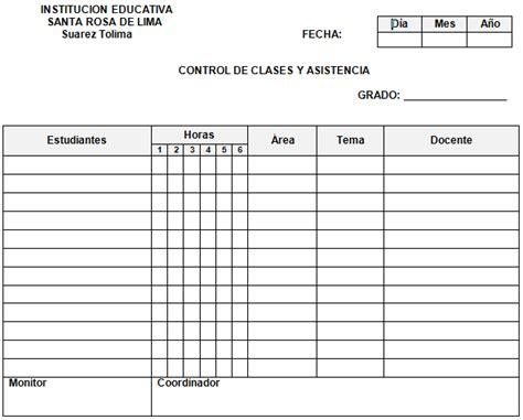 registro de asistencia registro de asistencia newhairstylesformen2014 com