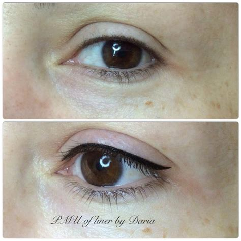tattoo eyeliner photos eyeliner tattoo daria chuprys daria chuprys permanent