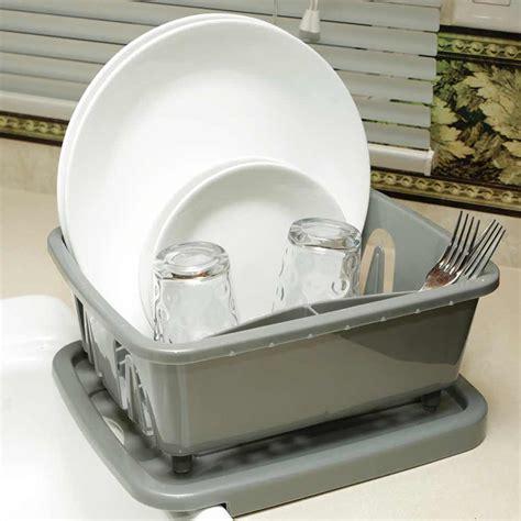 sink accessories dish drainer gray rv dish drainer direcsource ltd sm 150729 02 sink