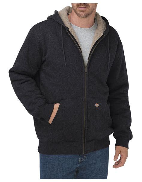 Hoodie Dickies sherpa lined jacket fleece hoodie dickies