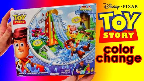story color changers color changers cars with story playset slide n