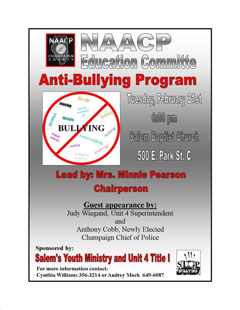 Anti Bullying Flyer Images Frompo Anti Bullying Flyer Template