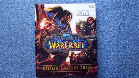 world of warcraft ultimate visual guide gratis libro pdf descargar world of warcraft ultimate visual guide updated and expanded book review youtube