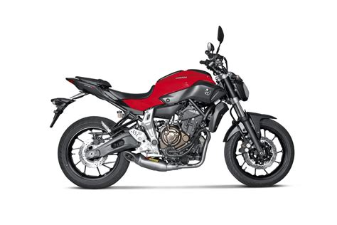 Kaufvertrag Motorrad Neufahrzeug by Motorrad News Akrapovic Yamaha Mt 07 1000ps At