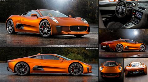 jaguar c x75 bond concept 2015 pictures information specs