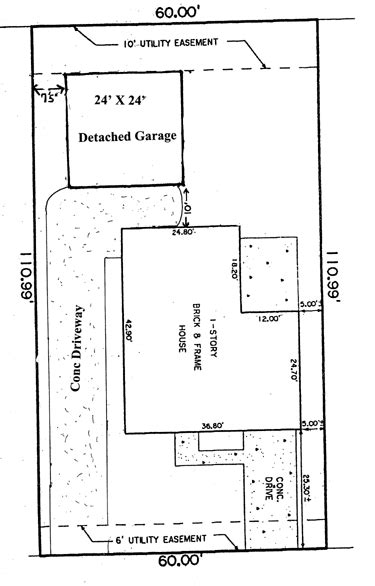 construction drawings required for your site built structures accessory buildings plot plan city of longmont colorado