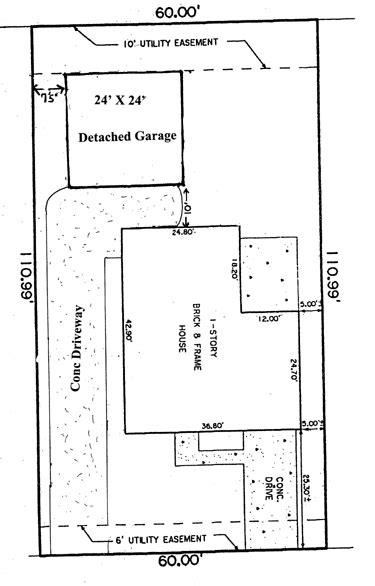 Accessory Buildings -- Plot Plan | City of Longmont, Colorado
