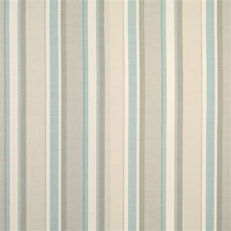 aqua curtain fabric eaton stripe linencotton fabric duck egg at laura ashley