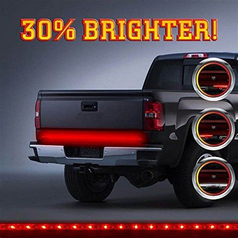 best led tailgate light bar 17 best ideas about led tailgate light bar on