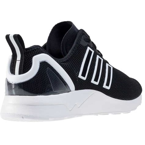 adidas zx flux adv adidas zx flux adv mens trainers in black white