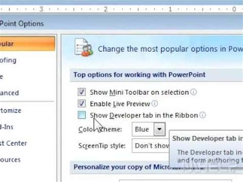 enable layout view greyed out show developer tab excel 2010 mac show tabs in excel mac