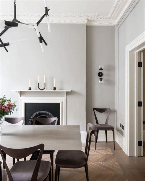 listed victorian townhouse  modern minimalist interior