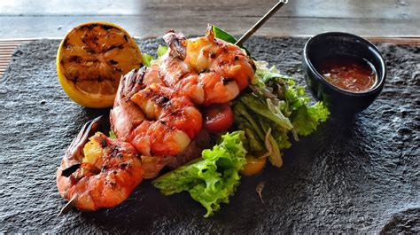 nelayan restaurant belmond jimbaran puri bali hungry
