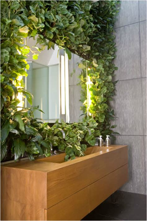 Plants In Bathroom by 15 Inspired By Nature Bathrooms With Plants Decoholic