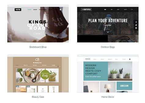 wix ecommerce templates wix templates pros and cons of these excellent templates