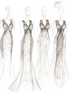 Sketch Design Online Stephanie D Couture Spring 2014 Concept Sketch By Ember