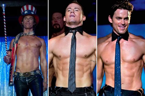 we became male strippers magic no title quot magic mike quot here s the trailer for the