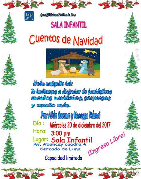 cuentos cortos de navidad cuentos de navidad en la sala infantil de la gbpl