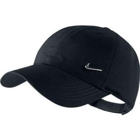 nike metal swoosh baseball cap hat junior