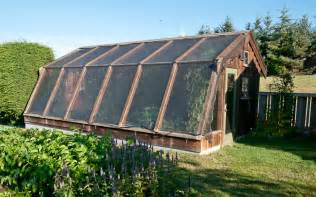 How To Build A Garden Summer House - greenhouses lopez island kitchen gardens