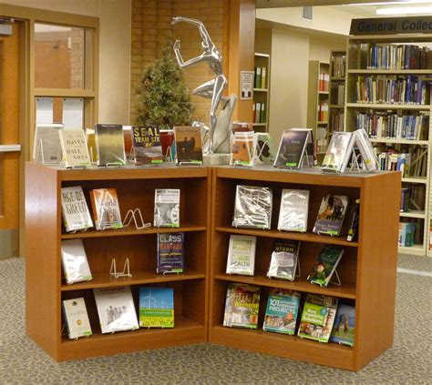 Books For Display | great ideas for library book displays field notes