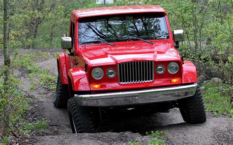 Jeep J 12 Bouttime Jeep Wrangler Confirmed