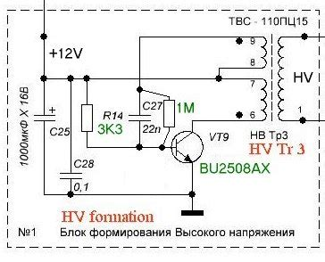 Marx Generator Mikrocontroller Net