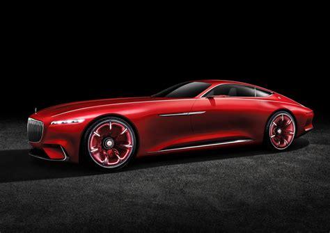 vision for car new car vision mercedes maybach 6 car design news