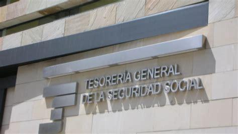 oficina de la tesoreria de la seguridad social la seguridad social registra un d 233 ficit de 5 998 millones