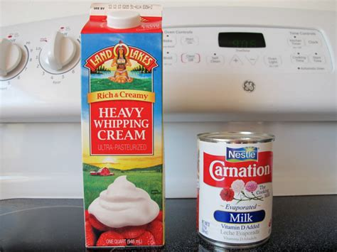 what can you do with whipped cream in the bedroom thanksgiving tip heavy cream vs evaporated milk